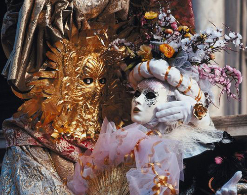 Karnevalen i Venedig
