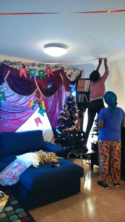 eritransk jul dekorera