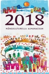 Omslag Mångkulturella almanackan 2018